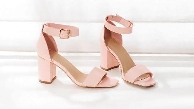 8131f032e9 SM Parisian Sandals in Peach, P899.75, at SM department stores ...