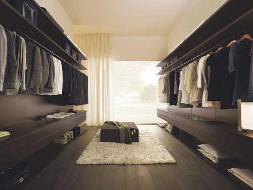 begehbarer kleiderschrank schlafen pinterest begehbarer kleiderschrank begehbar und. Black Bedroom Furniture Sets. Home Design Ideas