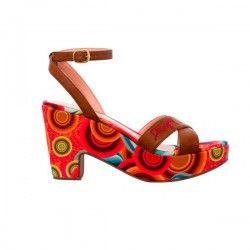 Sandales Desigual Block Chaussures Pinterest