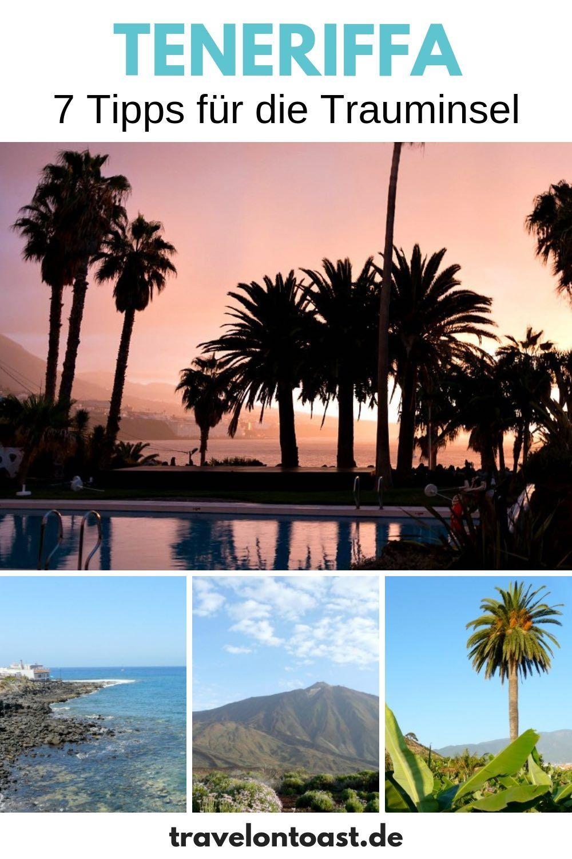 7 Teneriffa Urlaub Tipps: Vulkane, schwarze Strände & Wale – Reiseblog Travel on Toast