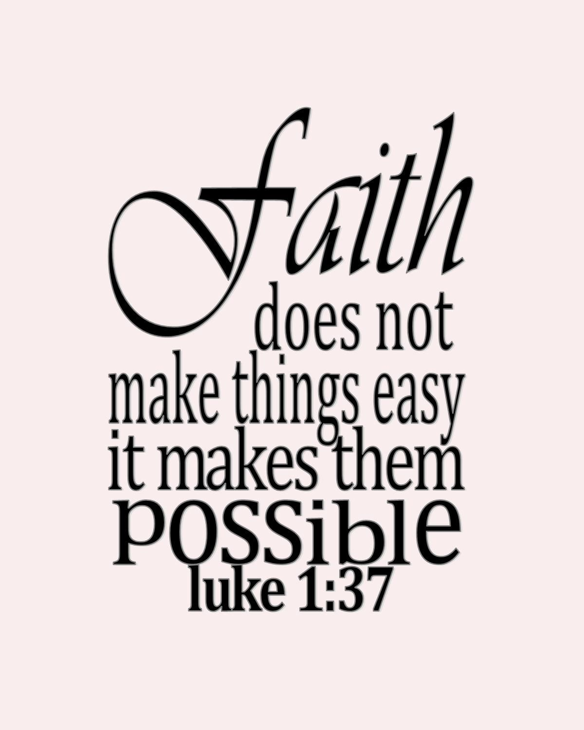 Bible Quote: Bible Verses About Faith - Google Search