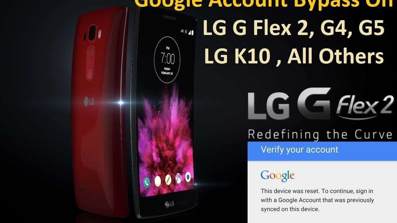 LG G Flex 2 Google Account Bypass Done No OTG/No Dongle