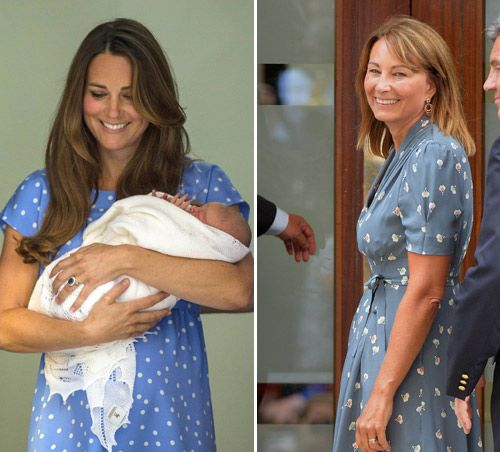 Why Kate Middleton's Mum Carole Will Be A Tower Of