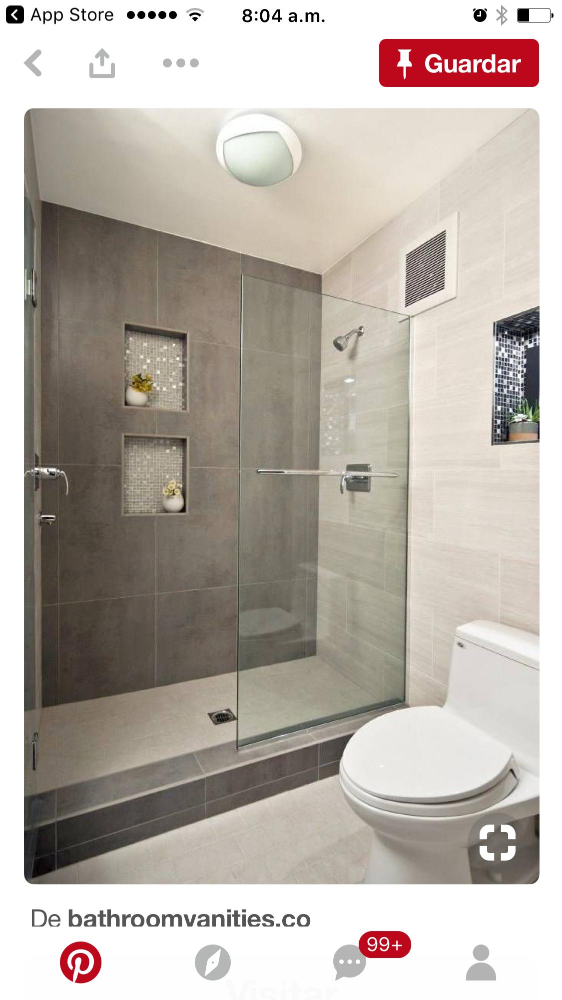 Pin van Krien op badkamers | Pinterest - Wc, Badkamer en Badkamers