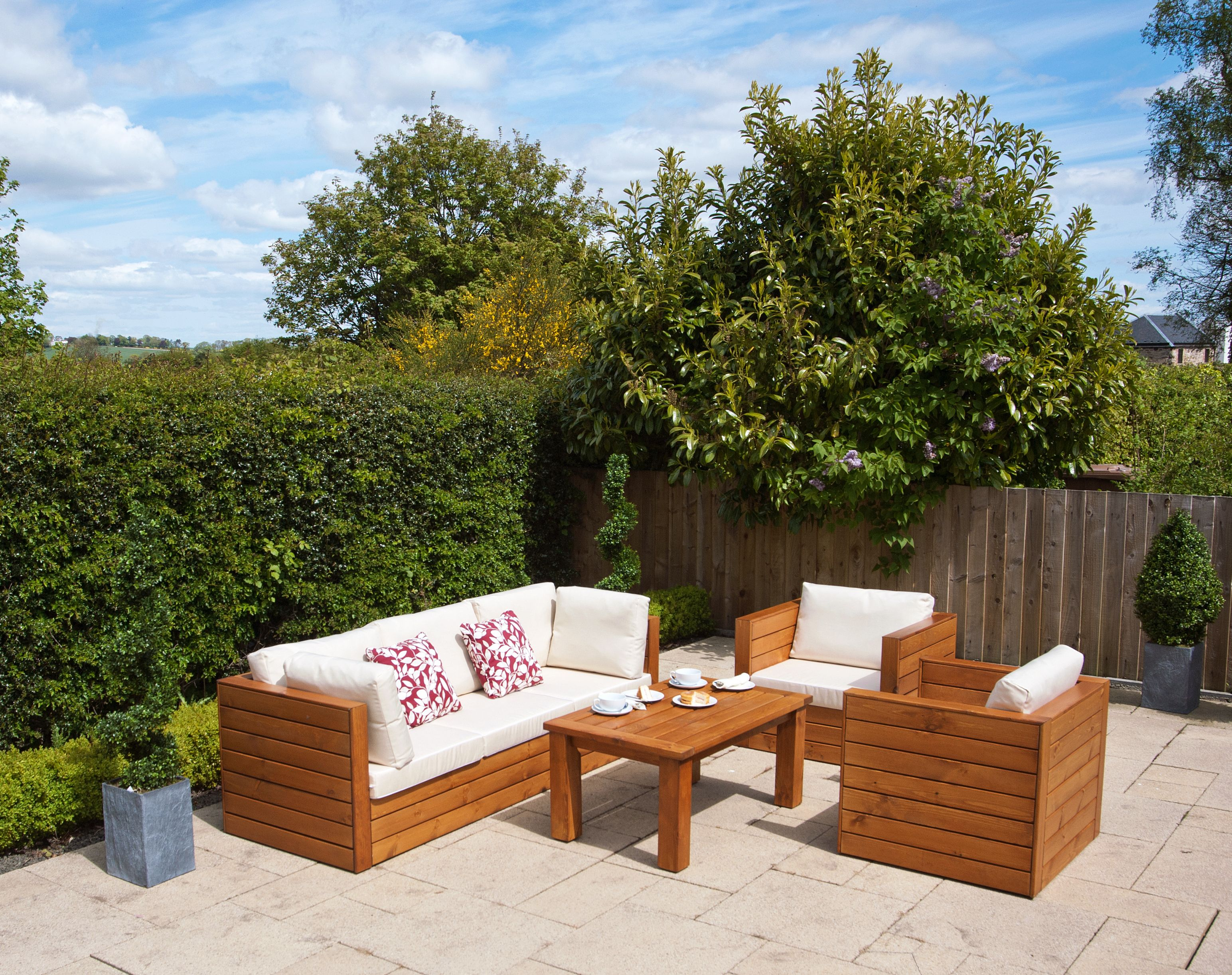 Our gorgeous new Genoa range looks stunning in the sunshine  http   www  greenfingers com product asp dept id 200445 pf id LT4628D   Pinterest    Genoa. Our gorgeous new Genoa range looks stunning in the sunshine  http