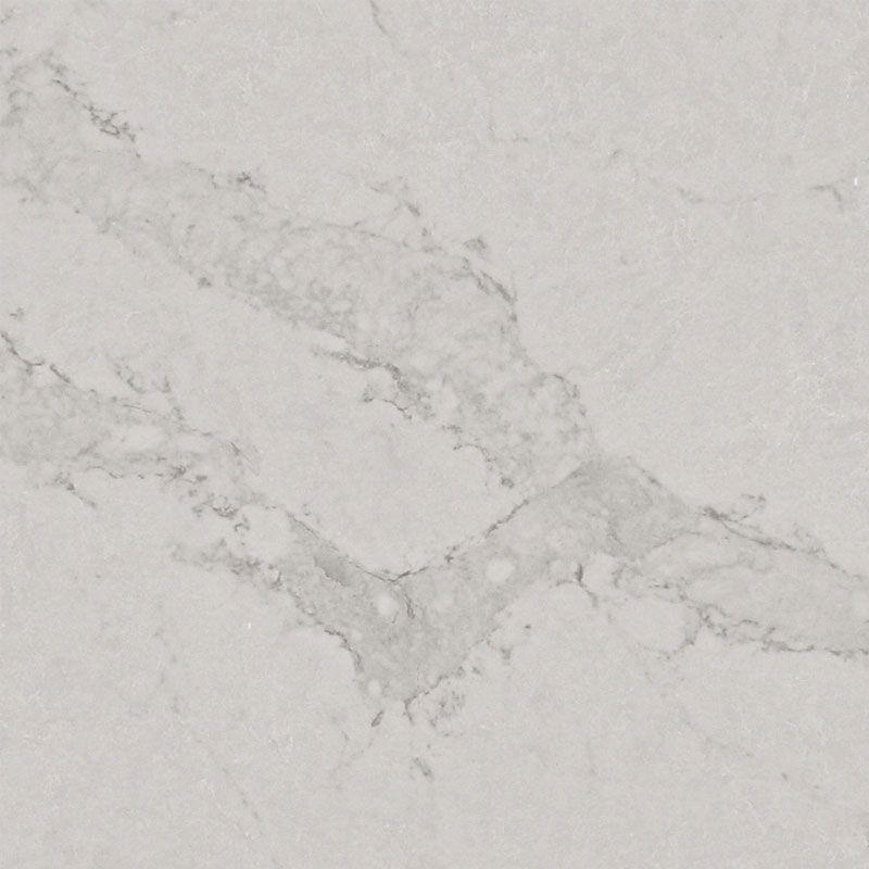 Caesarstone Coastal Grey Kitchen Caesarstone: Materials & Finishes: Caesarstone Calacatta Nuvo™ 5131
