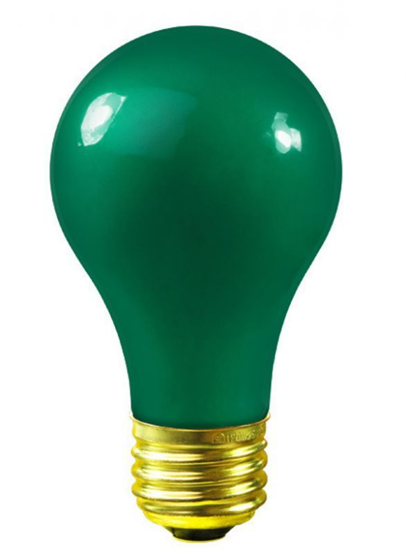 Green Light Bulb Colored Light Bulbs Bulb Light Bulbs