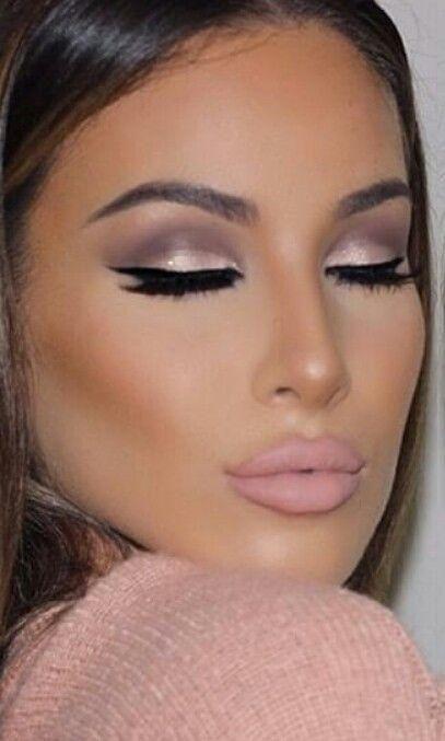 El color nude, un tono que no falla para tus labios. ¡Más de 25 ideas!
