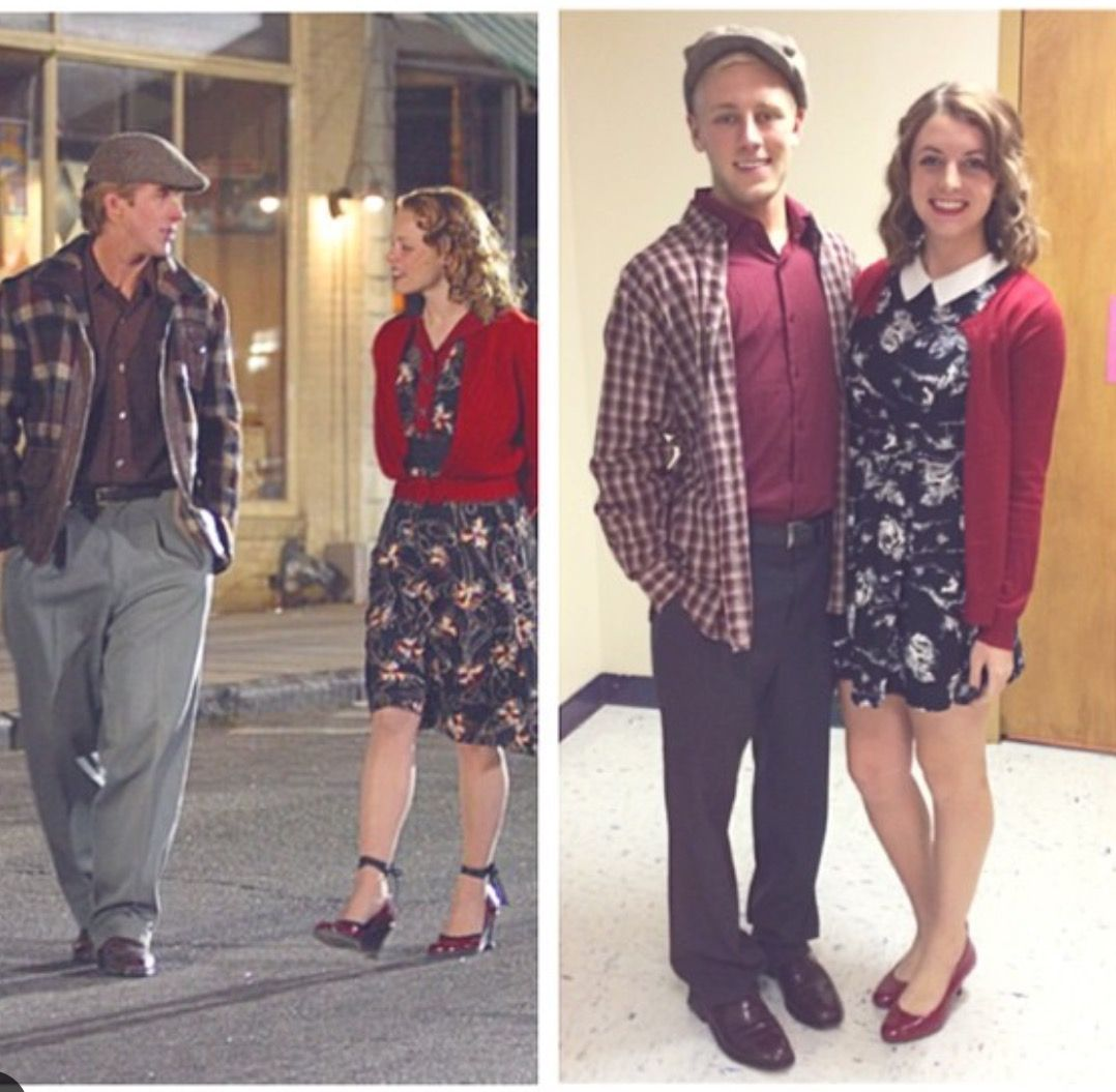 Halloween 2020 Ally Couples Halloween costume • Noah and Ally • The notebook