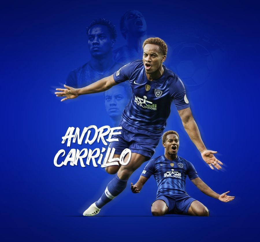 Carrillo Alhilal 2019 الهلال Andre Football Iphone Wallpaper