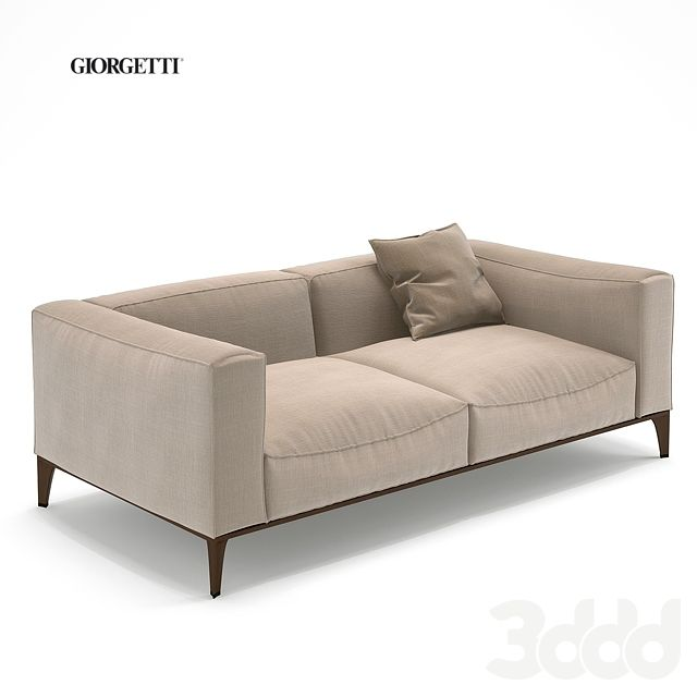Giorgetti aton 2seater Модели Pro Диваны, кресла Pinterest
