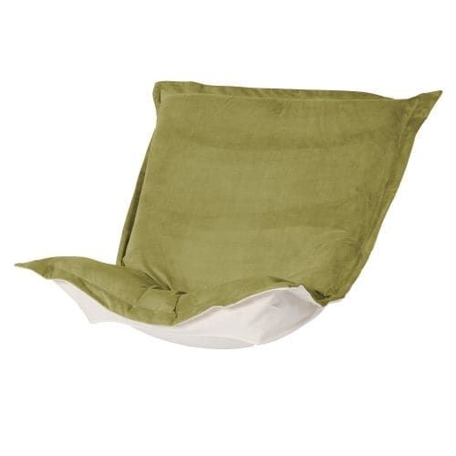 Howard Elliott 300 221p Bella 40 X 49 Puff Chair Cushion Green Moss Polyester Slipcovers For Chairs Slipcovers Chair Cushions