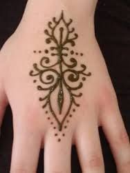 Henna Templates For Hands