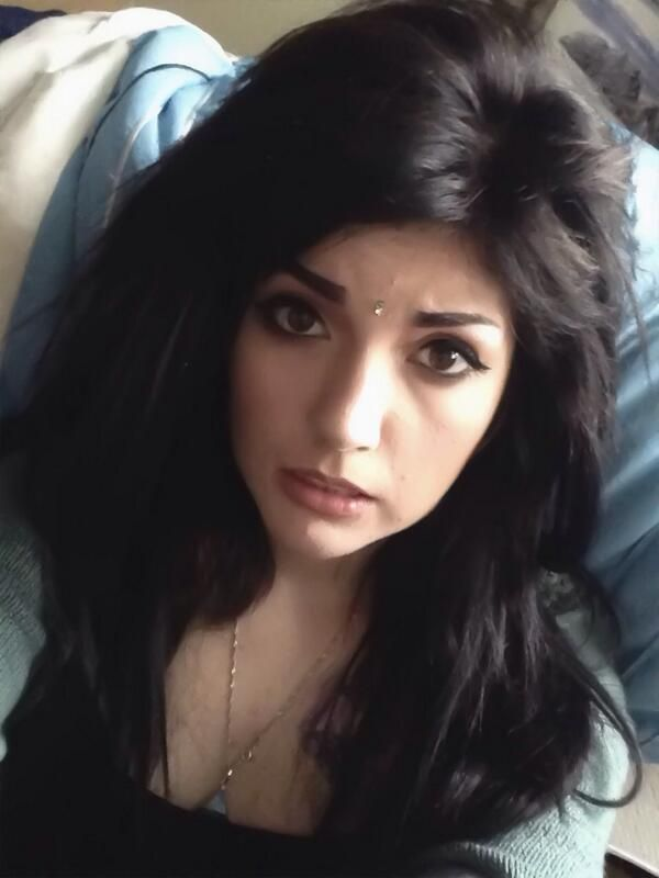 Leda #LedaMuir | Leda Muir | Pinterest | Leda muir, Black hair and ...