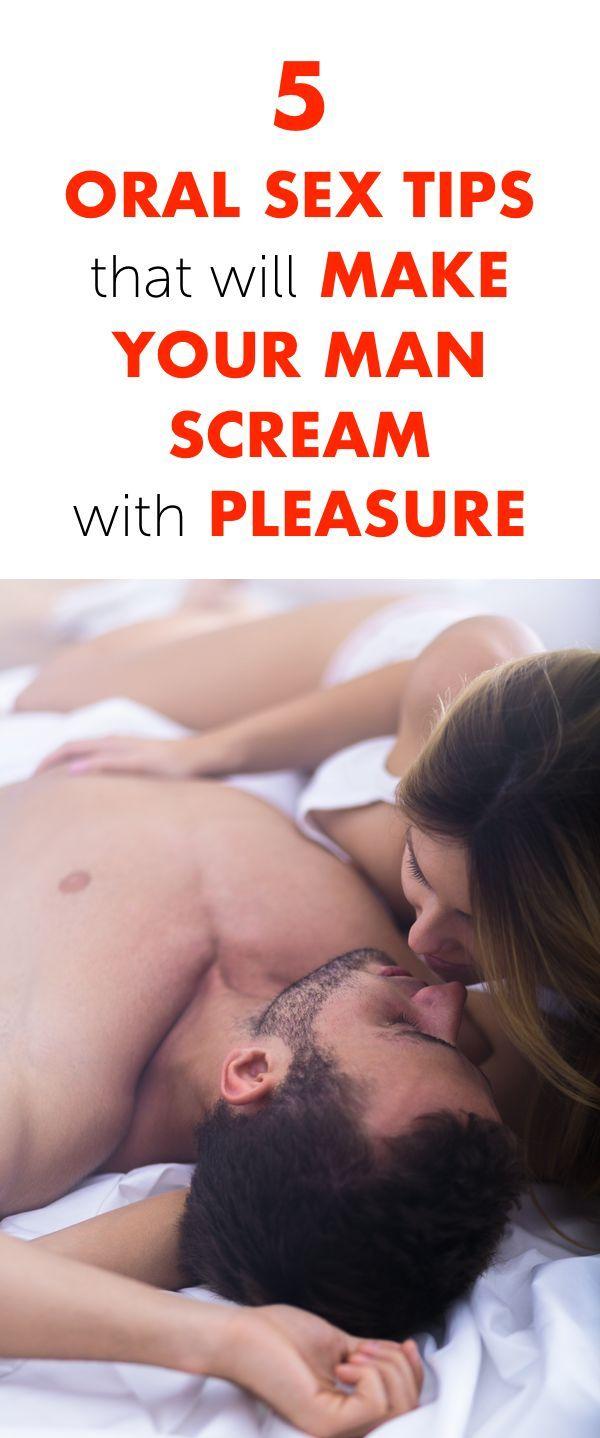 Oral sex tip trick