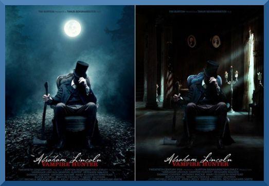 Abraham Lincoln: Vampire Hunter by Tim Burton