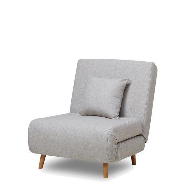 1 Bureau Lit Fauteuil Convertible Chair Adron PlaceIdée SVGzMqUp