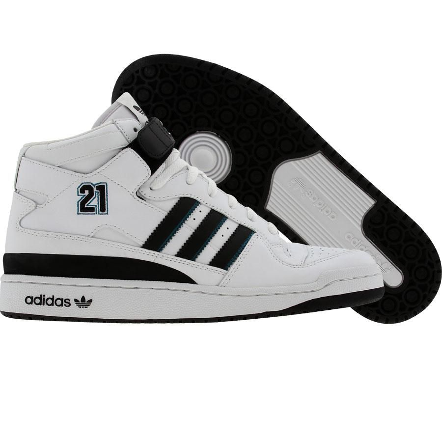 Zapatillas adidas Forum Mid Black
