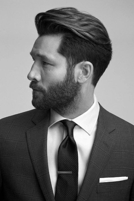 50 Professional Hairstyles For Men A Stylish Form Of Success Professional Hairstyles For Men Mens Hairstyles Haircuts For Men