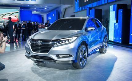 Superb 2015 Honda Urban SUV   Price And Release Date