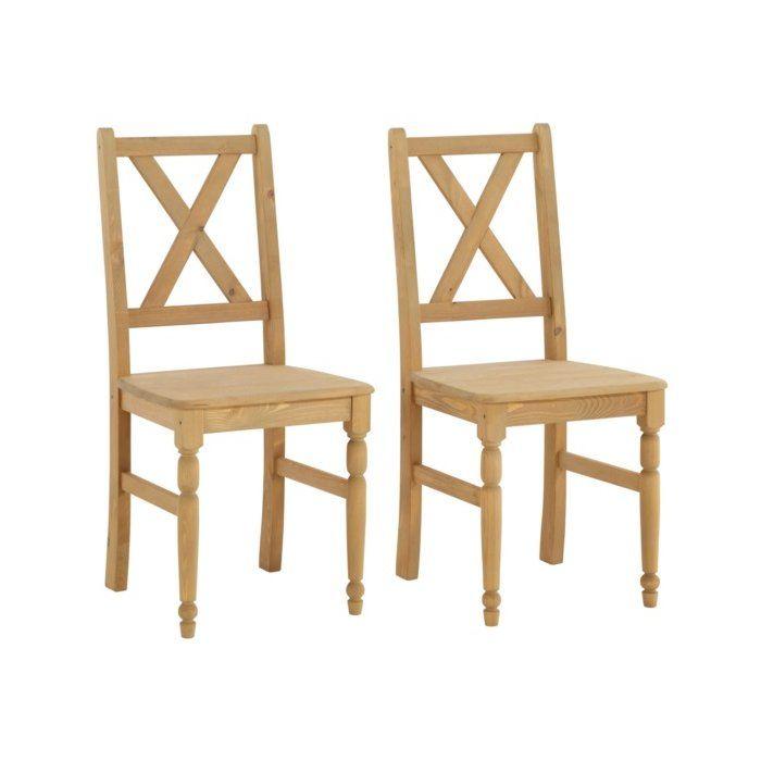 Noah Solid Wood Dining Chair (mit Bildern) | Esszimmer ...