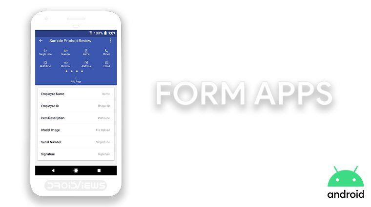 5 Best Forms Apps to Create and Share Forms on Android