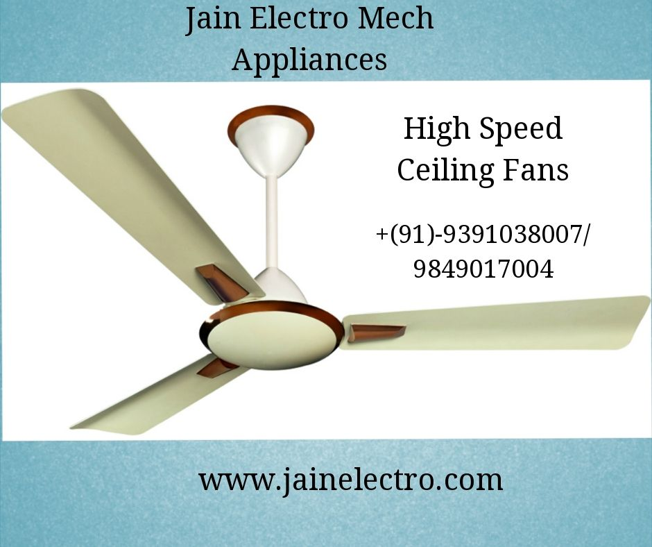 quality ceiling fans quality pro we are highly recommended by our valuable clients as wellknown company engaged in providing best quality ceiling fans hyderabad jain electro mech appliances offer high range of