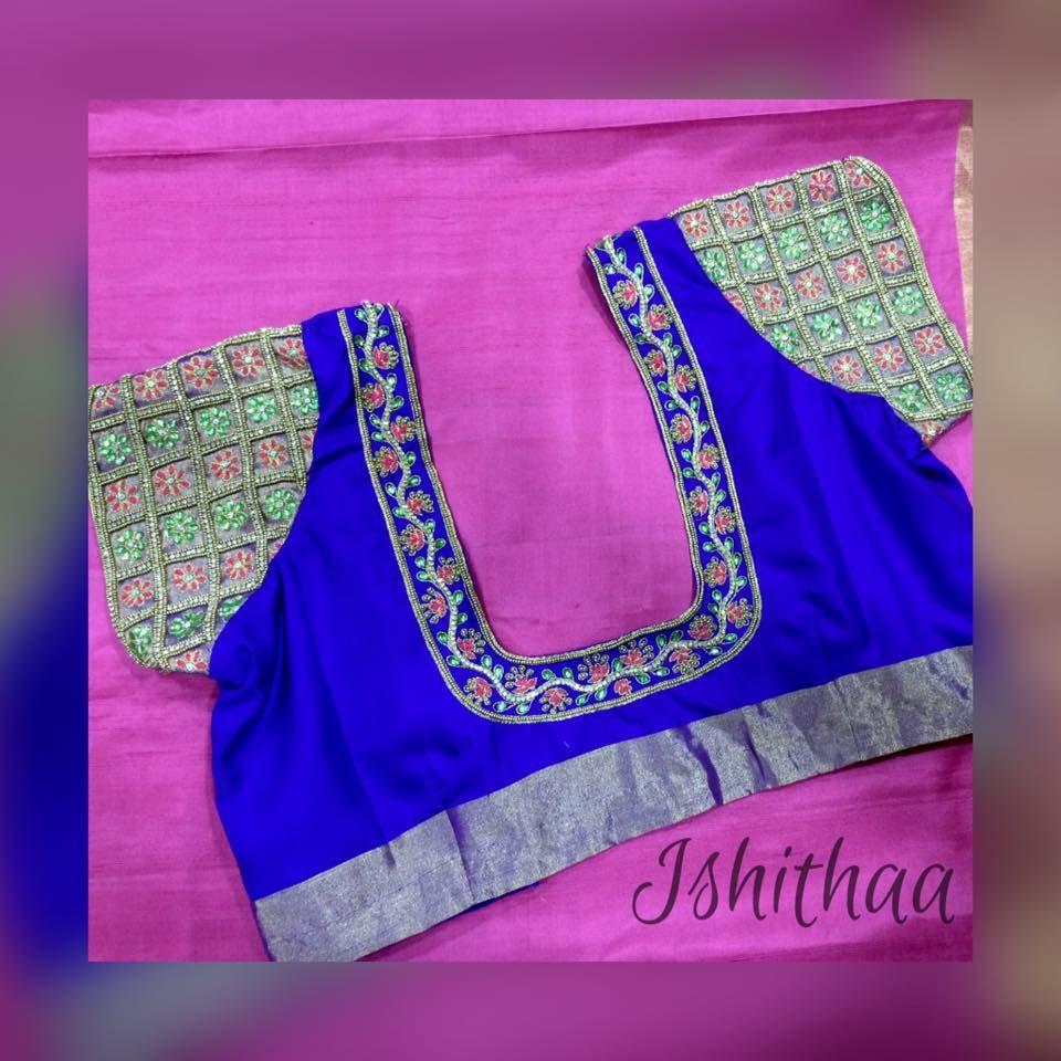 ishithaa boutique. No 104/11 Arihant VTN square Gopathy Narayanasamy road TNagar Chennai. Contact :  098841 79863..  11 September 2016