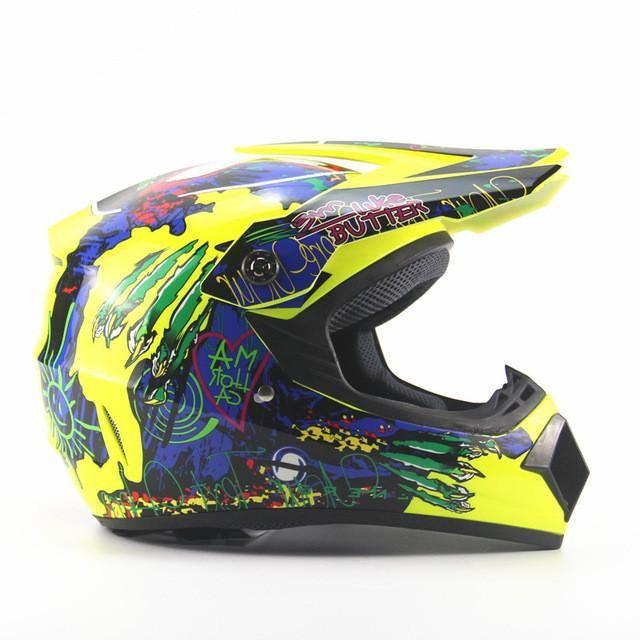 Offroad Helmet Motocross Racing Helmet Motorcycle Helmet for Moto Dirt Bike ATV