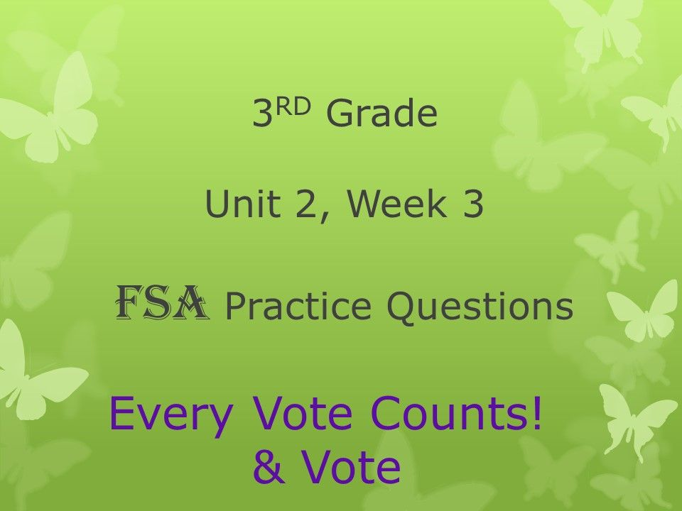 Fsa test prep use the stories from mcgraw hill wonders to practice use selections from mcgraw hill wonders unit 2 week 3 to help fandeluxe Choice Image