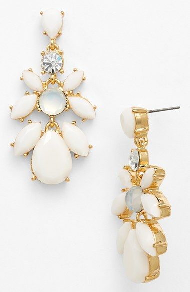 Anne Klein Chandelier Earrings Available At Nordstrom