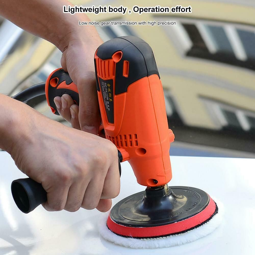 Ebay Advertisement Electric Car Polisher Sander Buffer Polishing Machine Kit 800w Variable Speed Car Wax Car Wax Polish Car Polish