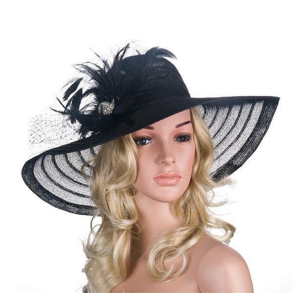2cae1a3abd0b5 Country Summer Church Hat