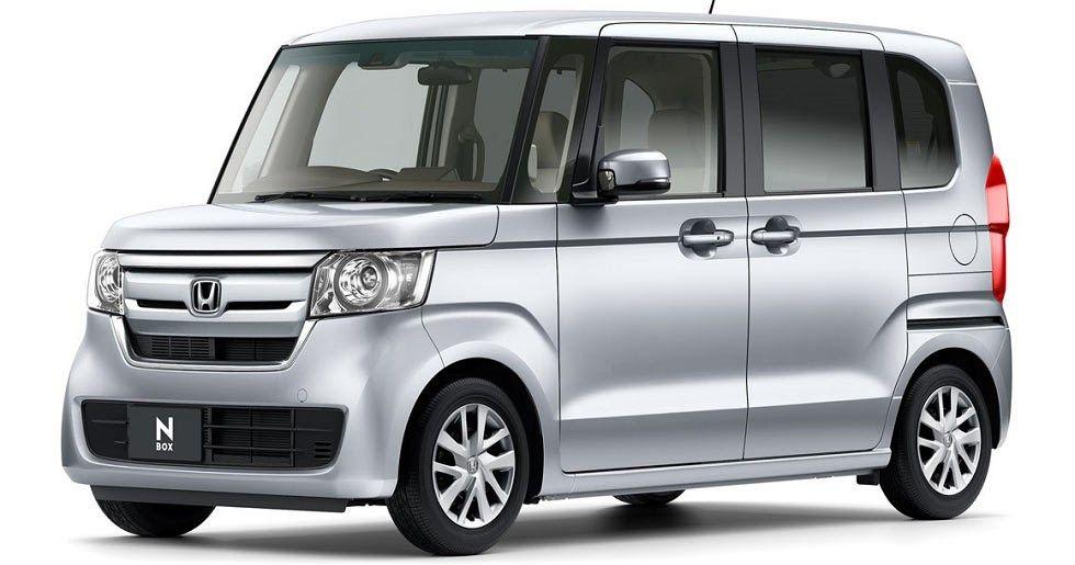 Honda Introduces The New N Box In Japan Carscoops In 2020 Honda New Car Kei Car Honda