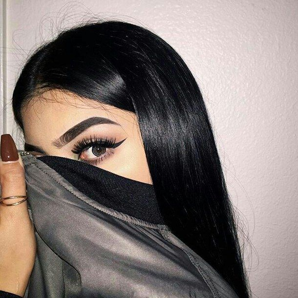 A Nail Art Beauty Salon Fashion Makeover Game For Girls: Mood, Girl, Tumblr, Eyeliner, Goals