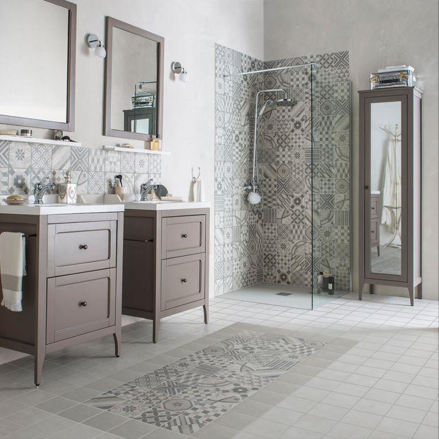 Carrelage salle de bain  nos modèles préférés Pinterest