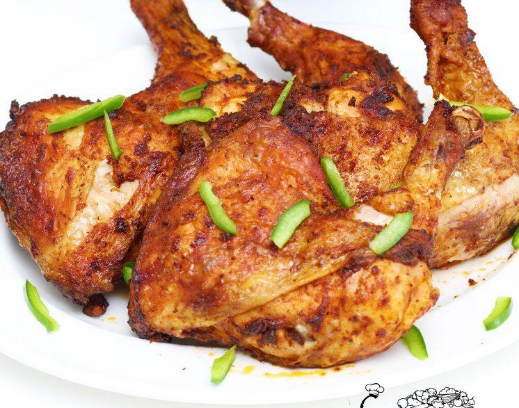 air fryer chicken legs time
