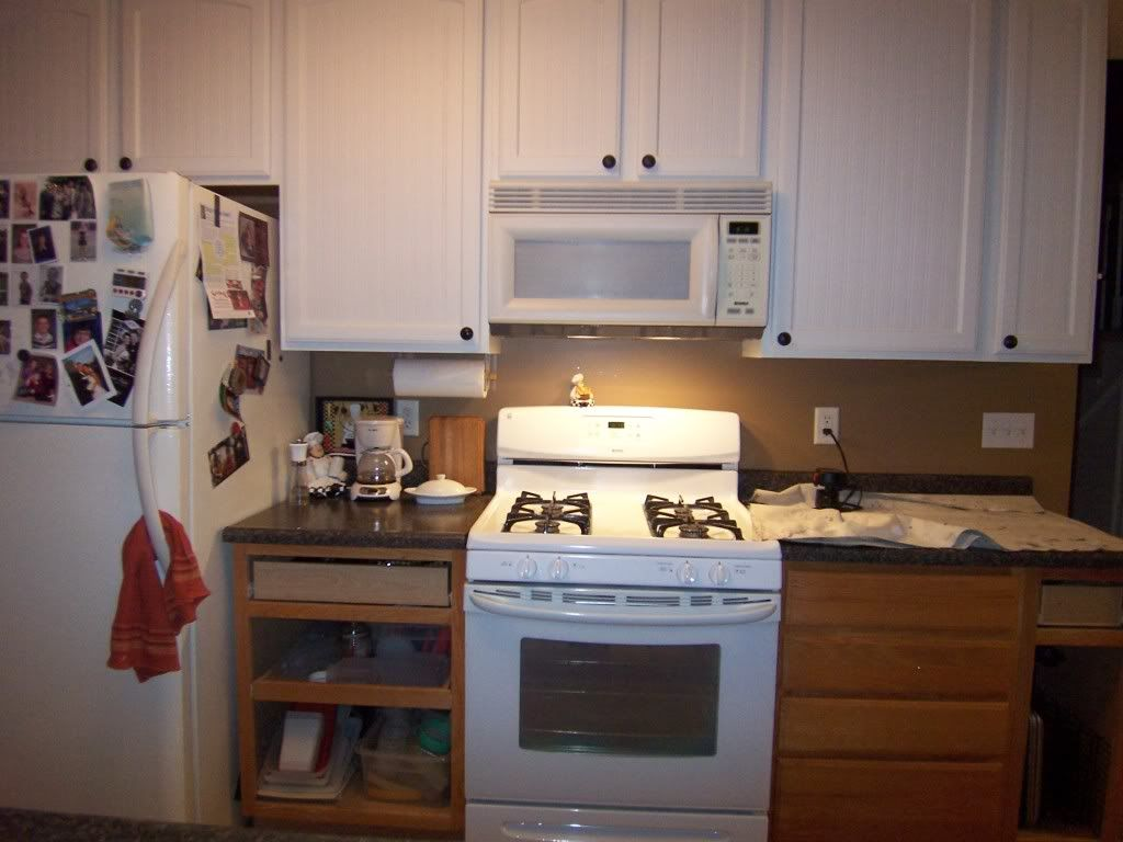 Yes You Can Paint Your Oak Kitchen Cabinets! | Painting ...