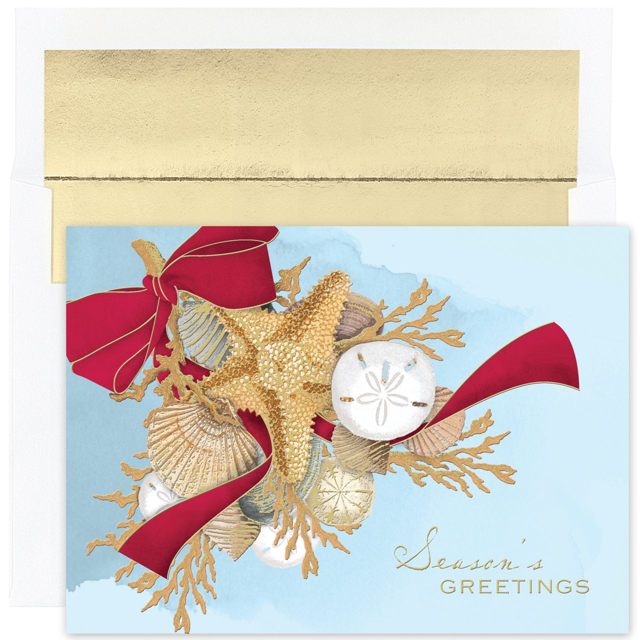 Shell swag tropical beach holiday card 1260 httpwww shell swag tropical beach holiday card 1260 http kristyandbryce Gallery