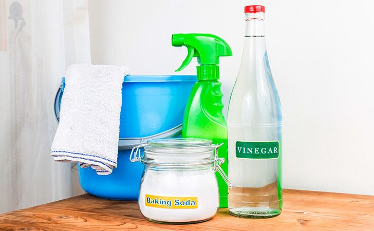 If You Have A Jug Of Vinegar At Home You Re All Set To