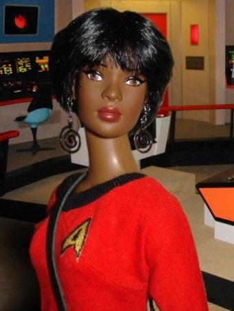 About Esme as Uhura: Custom Esme as Uhura, from the Star Trek Original Series