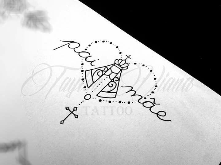 Pai E Mãe Mãe E Pai Tatuagem Tatuagens Pai Tatuagem