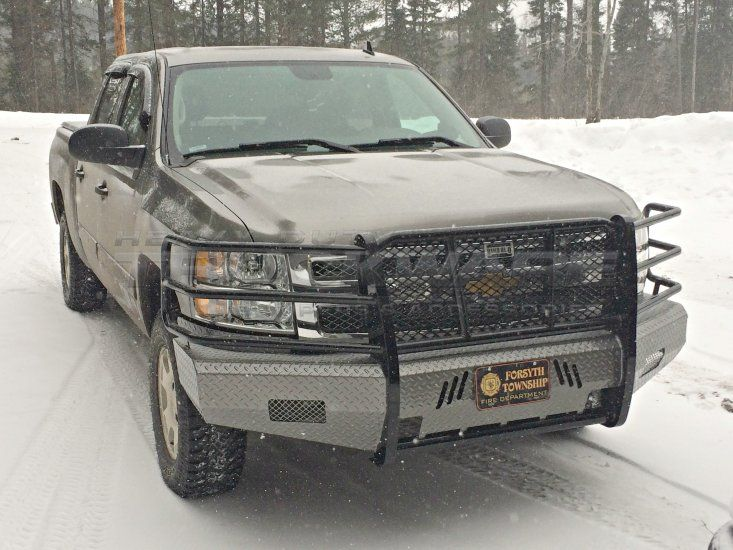 2005 Silverado 1500 Ranch Hand Bumper Full Front Replacement Bumpers 2007 2013 Chevy Gmc 1500 Chevy Chevy Silverado Silverado