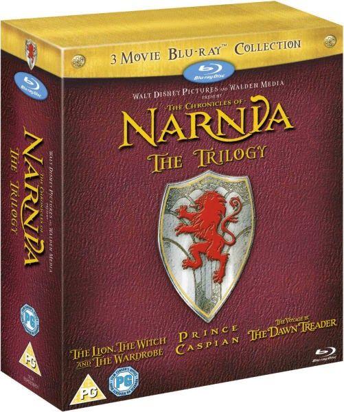 Las gangas de un berubyano: Trilogía Las Crónicas de Narnia en Blu-Ray por solo 12,19 euros!!!