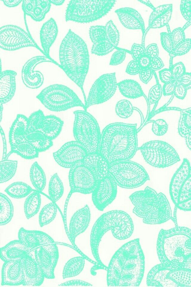 Cute Green Background Design