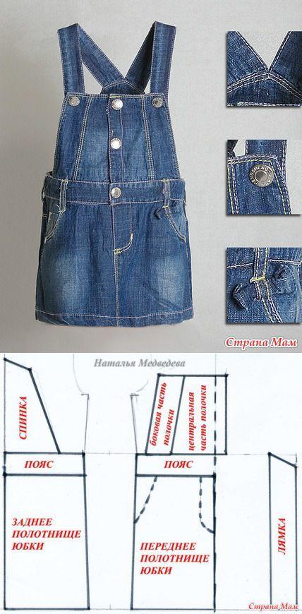 stranamam.ru | Costura | Costura, Ropa y Patrones de costura