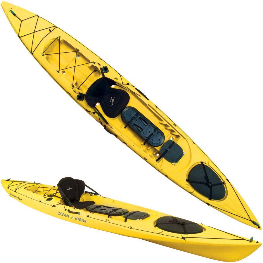Ocean Trident 15 Angler Kayak Sot For The Furbabies