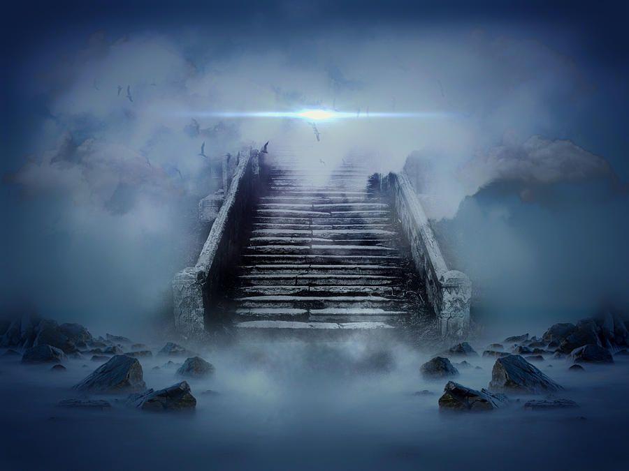 Лестница в небеса фото картинки