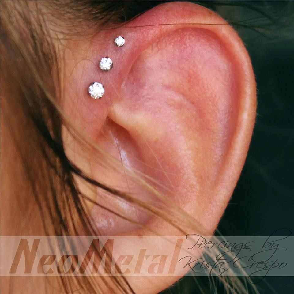 Nose piercing healing   Unique Ear Piercing Ideas That You Never Thought About  Forward