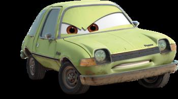 Acer Cars Characters Car Cartoon Disney Pixar Cars
